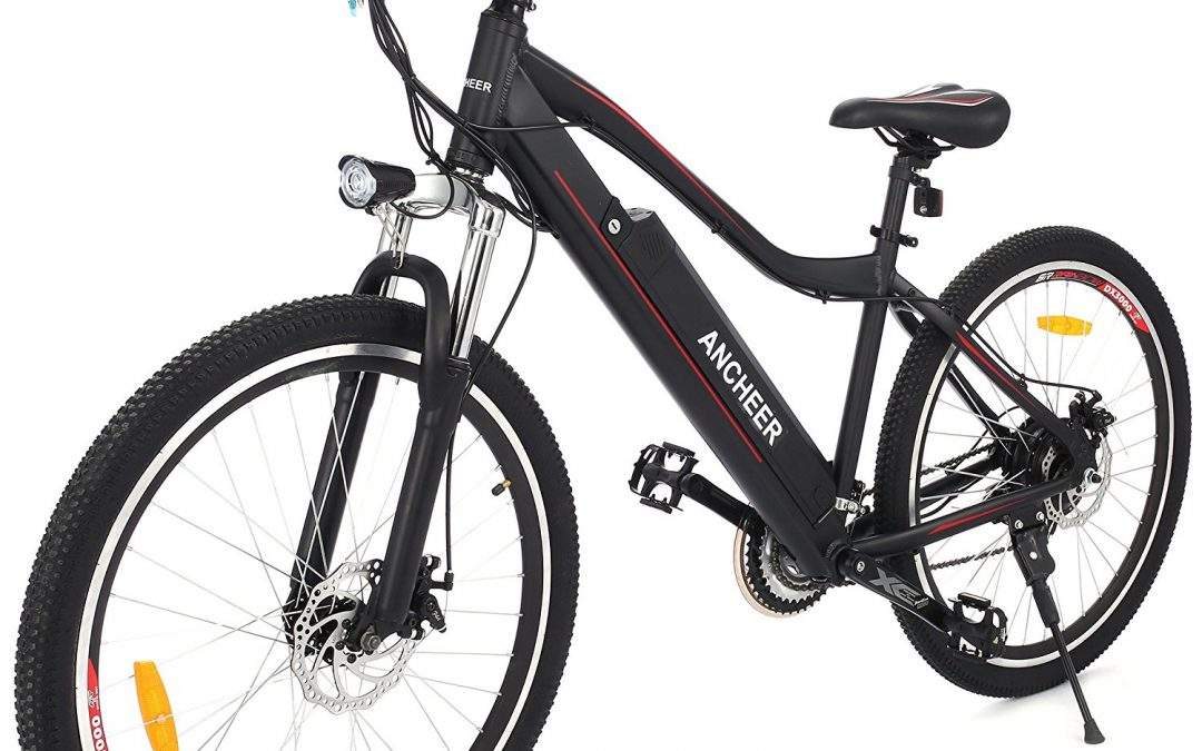 Ancheer Electric Mountain Bike Review