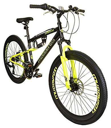 Muddyfox Nevada 26 Men's Adult bike Review