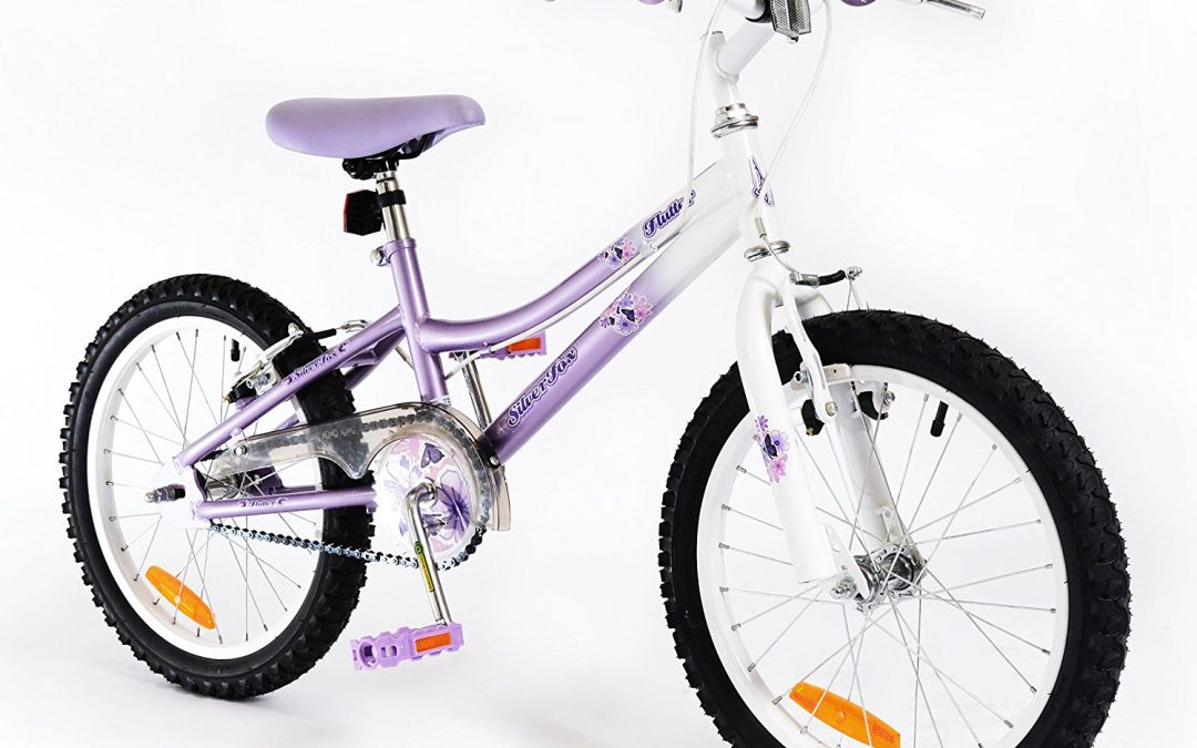 Silverfox Flutter girl's bikes Review