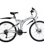 Ecosmo 26 Folding Mountain Bike