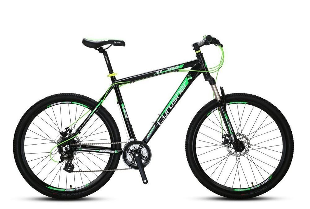 Extrbici XF300 New Mountain Bike Review
