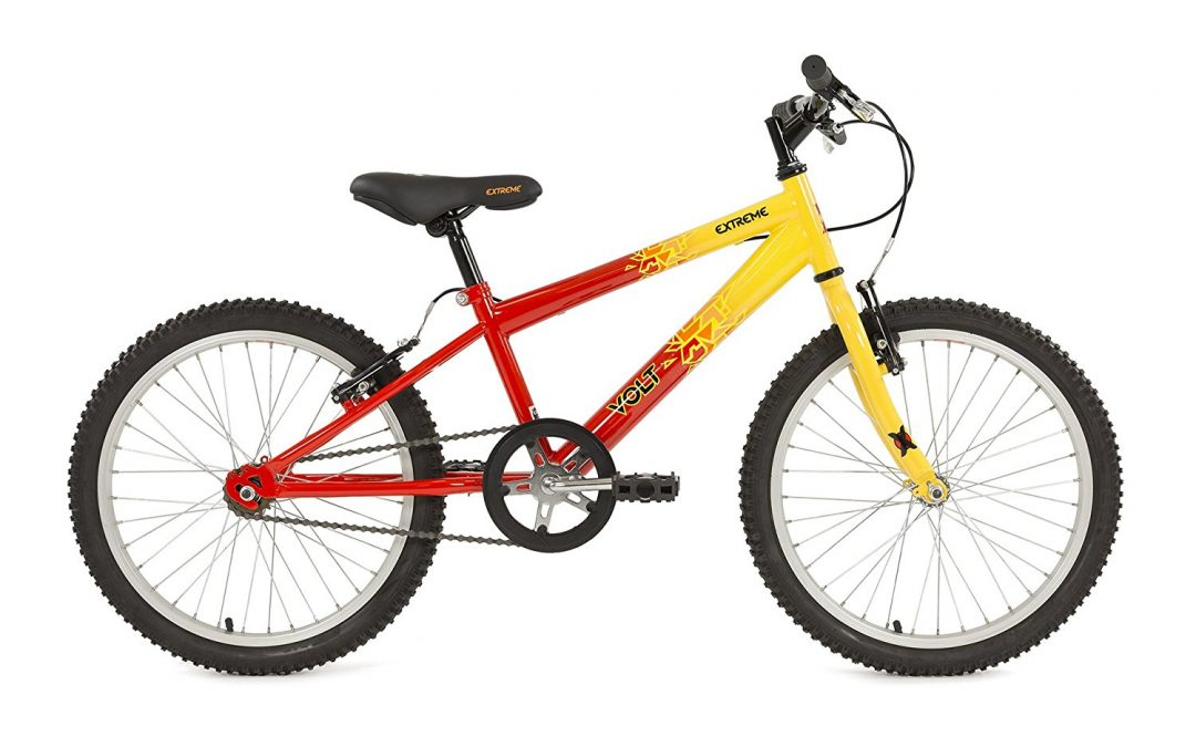 Extreme Boy's Ext Volt 20/11 R B Bike Review