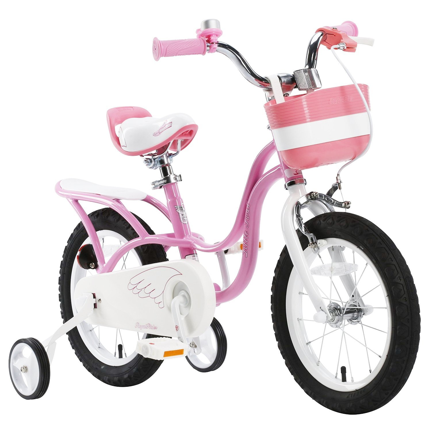 Royal Baby Little Swan Pink Girls Bike Review