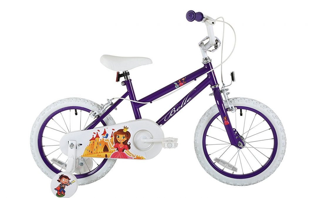 "Sonic Belle 16"" Kids Bike Review"