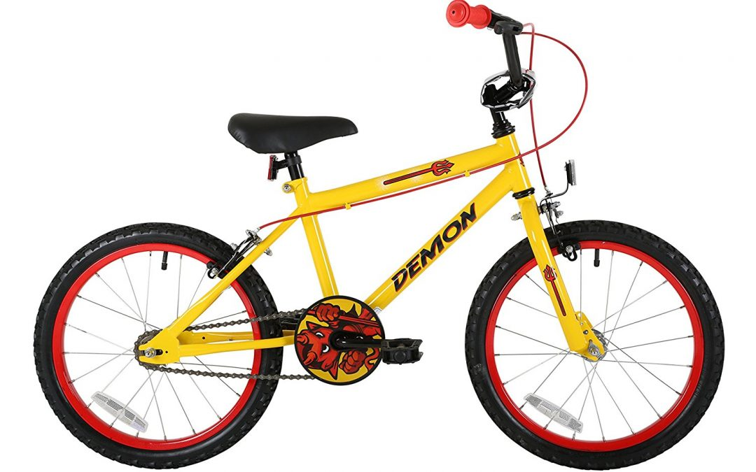 Sonic Demons Boys Kids Bike Review