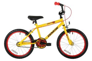 Sonic Demon Kids Bike