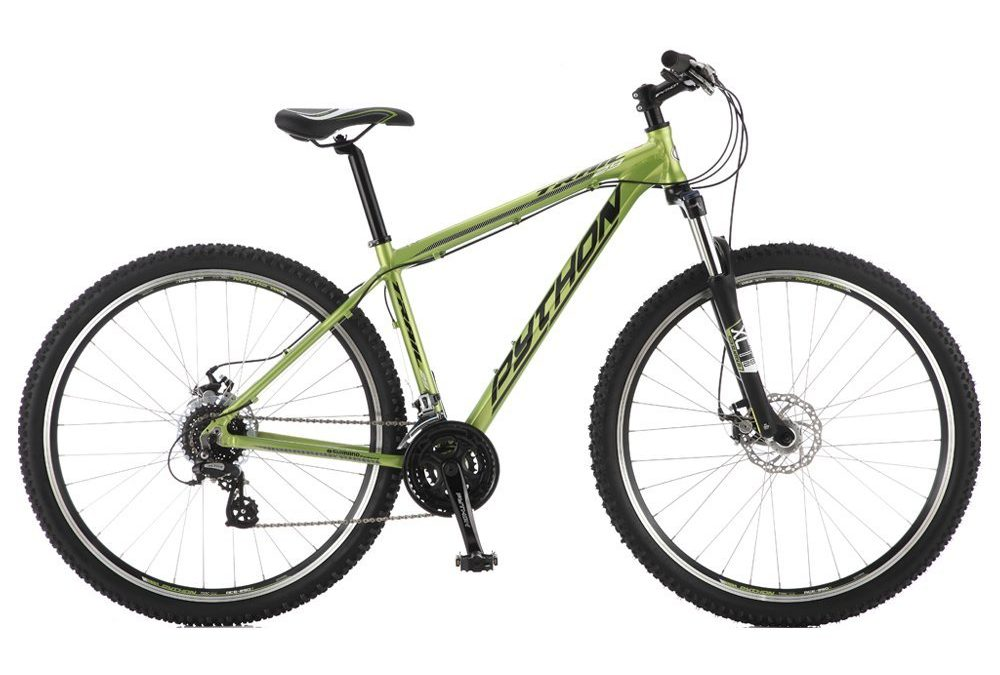 Trail 29″ Python XC/MTB Mountain Bike Review