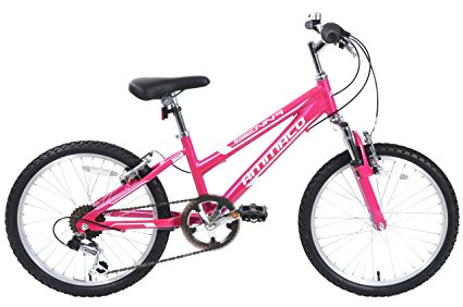 Ammaco Sienna Girls 6 Speed Front Suspension Bike Review