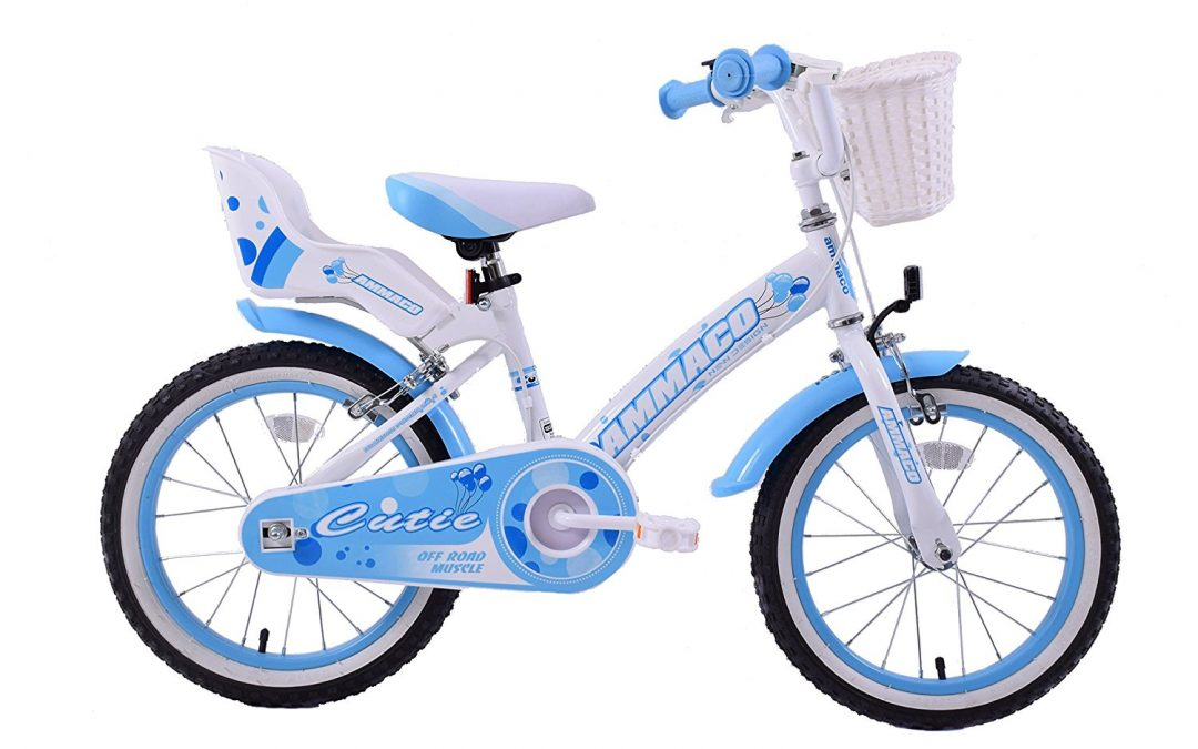 Ammaco Cutie 16'' Girls Bike Review