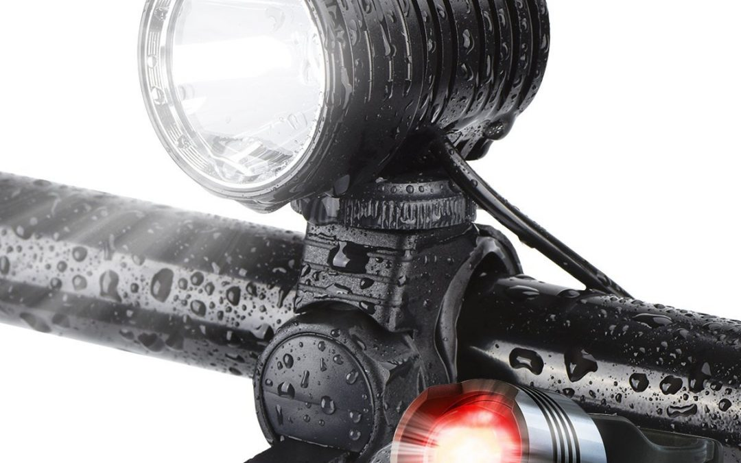 AUOPRO Rechargeable Bike Light Set Review