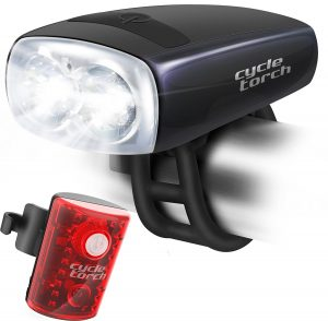 Cycle Torch Owl Rechargable bike light