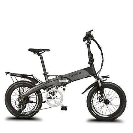 Extrbici XF500 Electric Folding Bike