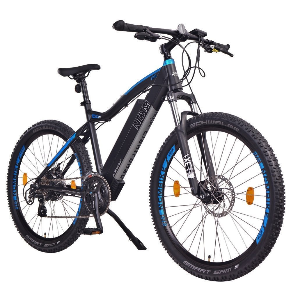 ncm moscow electric bike review road and mountain bike. Black Bedroom Furniture Sets. Home Design Ideas