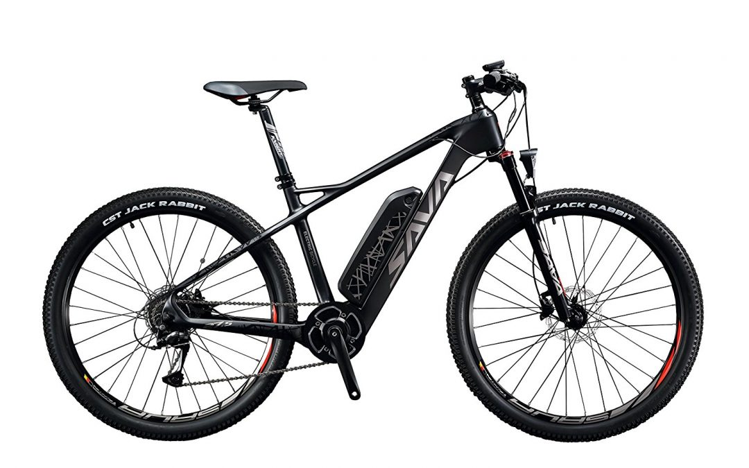 SAVA E-MTB Knight Mountain Bike Review