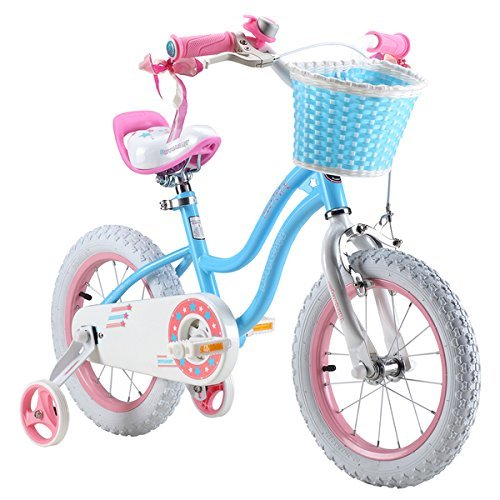 Royal Baby Star Girl Princess Girl's Kids Bike Review