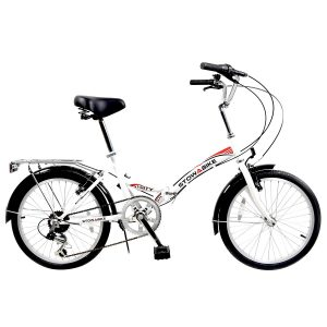 Stowabike 20 folding city bike