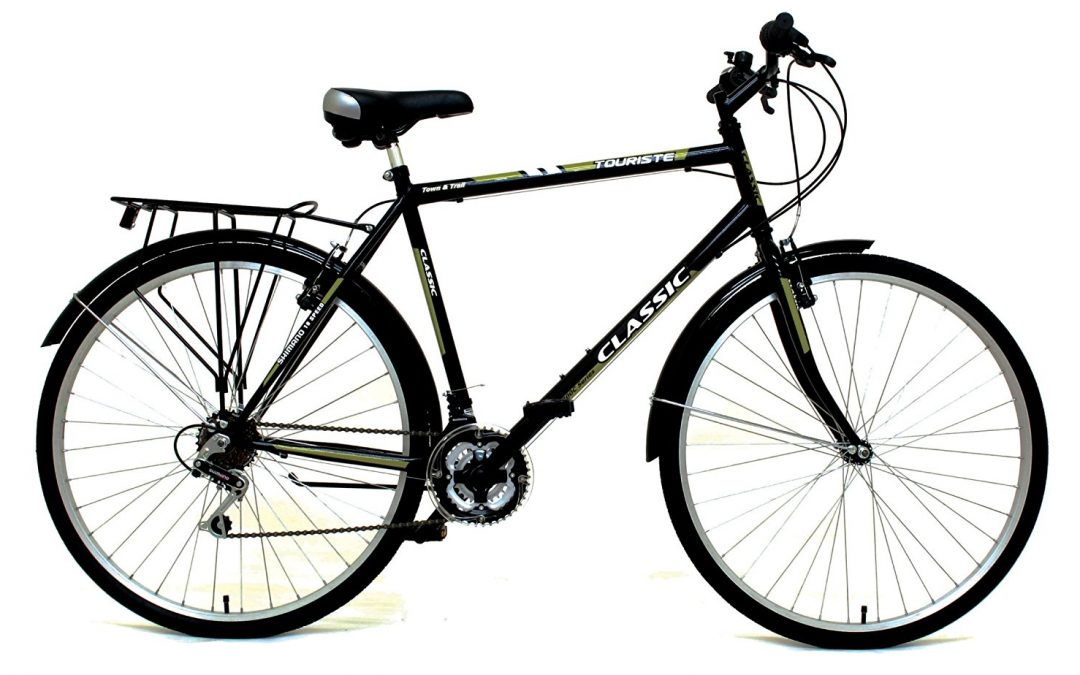 "Classic Men's 22"" Touriste Commuter Bike Review"
