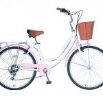 ladies girls spring dutch style bike