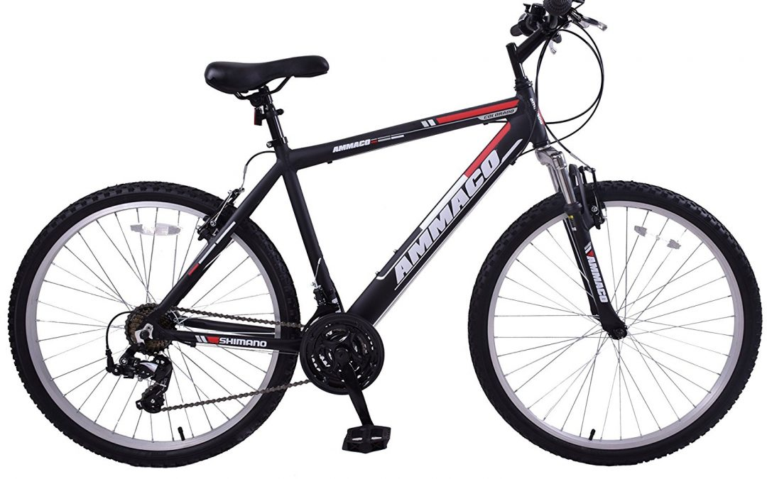 Ammaco Colorado 26″ Wheel Front Suspension 21 Speed Mountain Bike Review