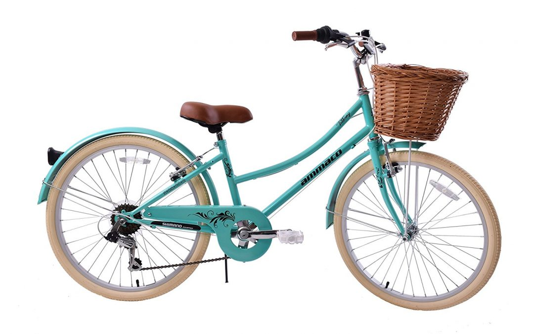 Ammaco Tiffany 24″ Wheel Heritage Dutch Style Girls Bike Review