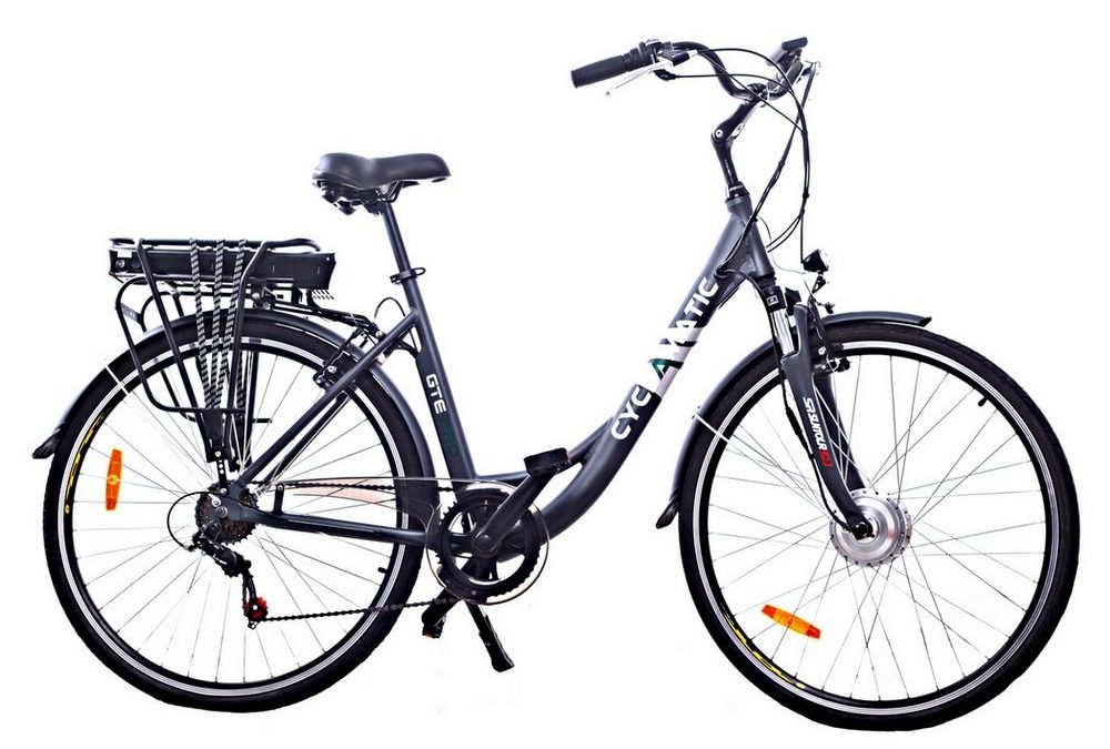 Cyclamatic GTE PRO Step-Through Electric Bike