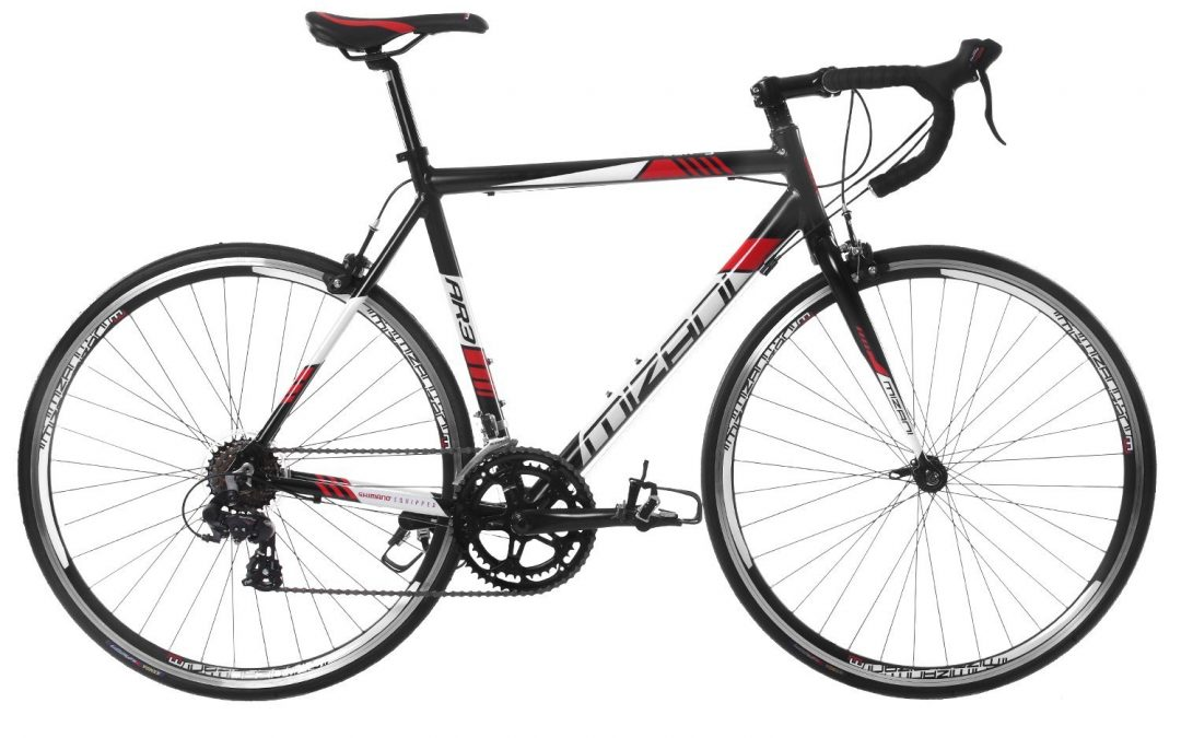 Mizani AR3 Mens Road Bike Review