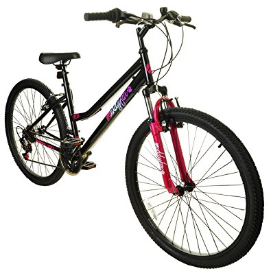 Muddyfox new ladies/womens black life 18 speed hardtail Review