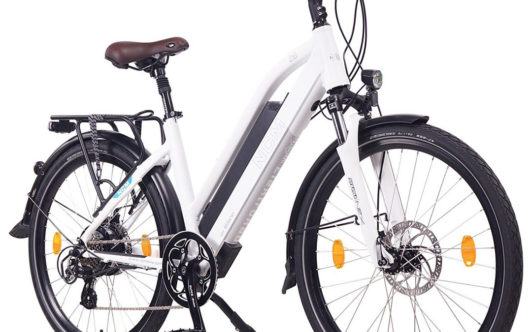 "NCM Milano 48V, 26""/28"" Trekking E-bike Review"