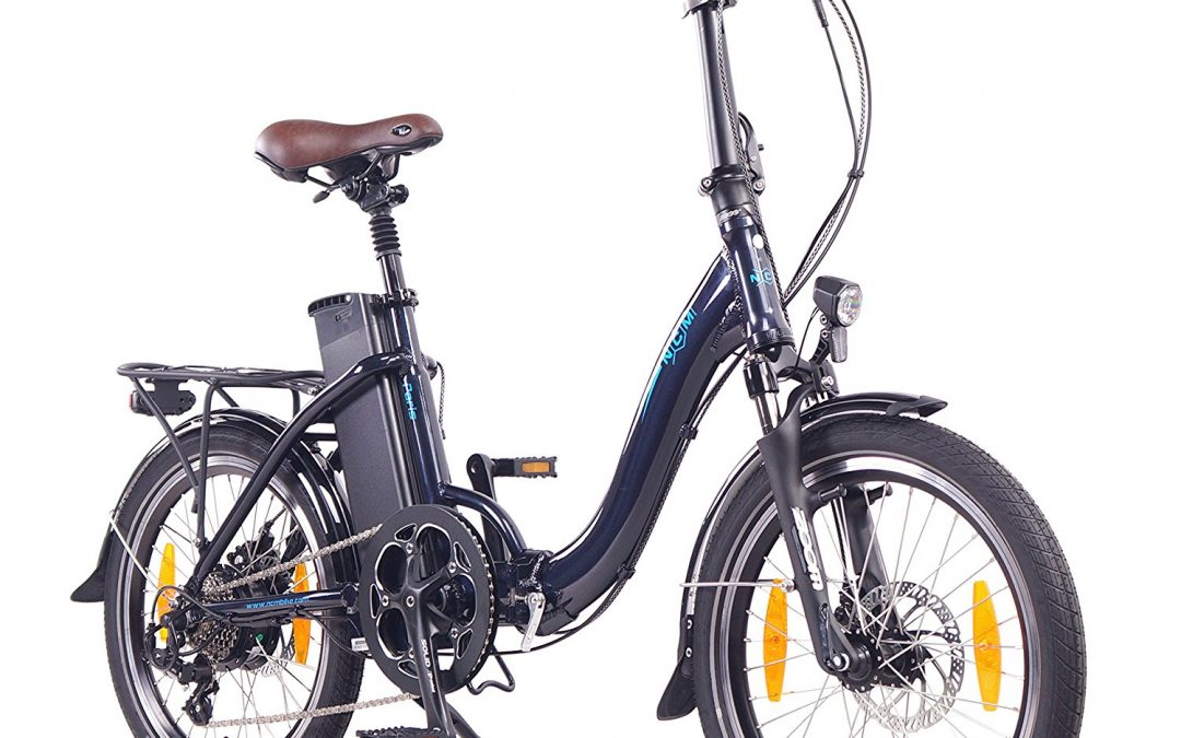 NCM Paris 36V 20-inch Folding E-Bike Review