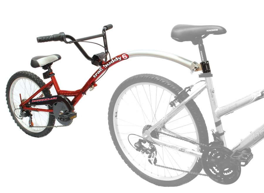 Barracuda Trail Buddy Folding Tow Bike Review
