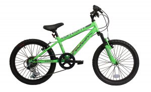 Falcon SamuraI Boys Mountain Bike Green