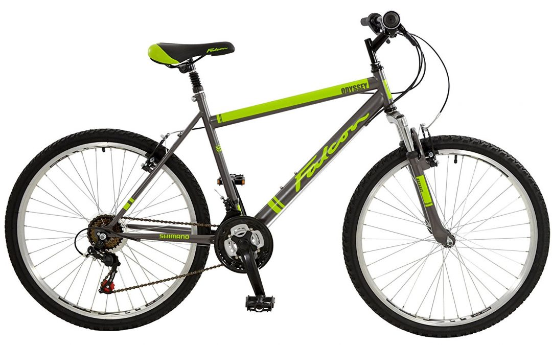 Falcon Men's Odyssey Comfort Mountain Bike