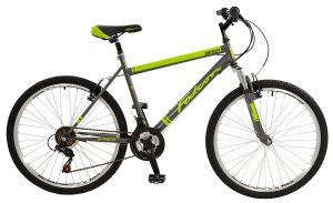 Falcon Mens Odyssey Comfort Mountain Bike