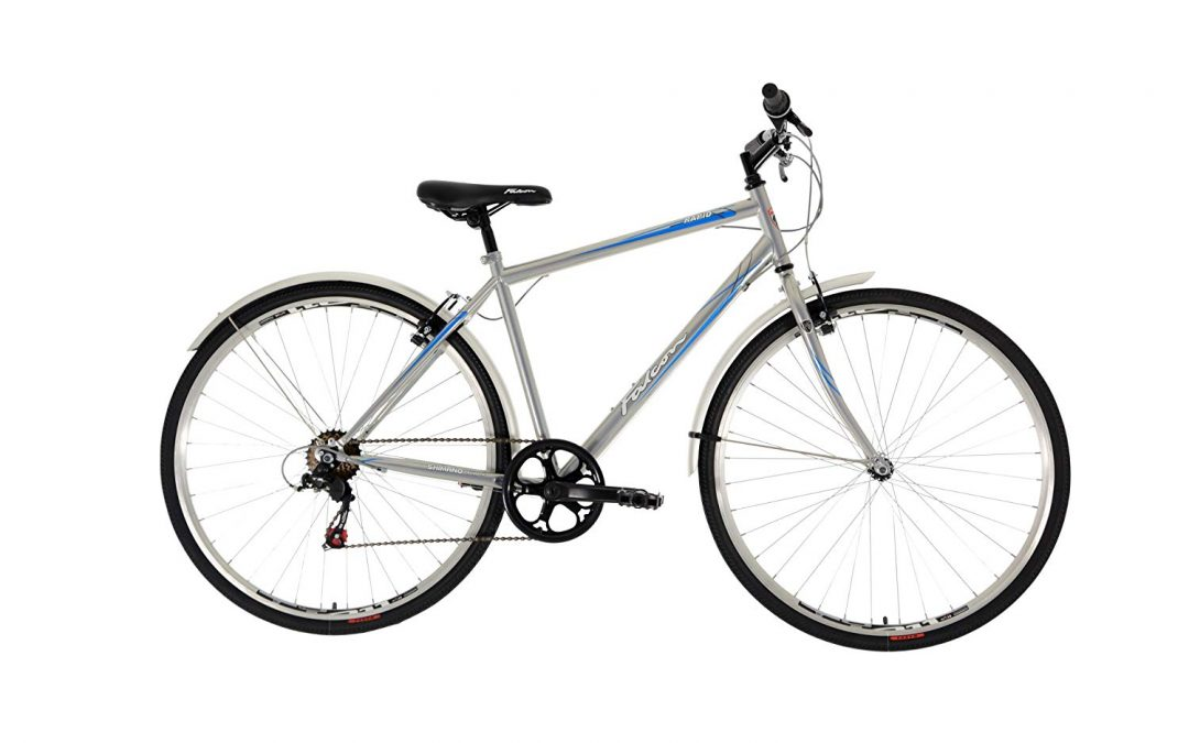 Falcon Men's Rapid Hybrid Bike Review