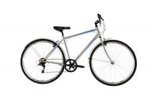 Falcon Mens Rapid Hybrid Bike