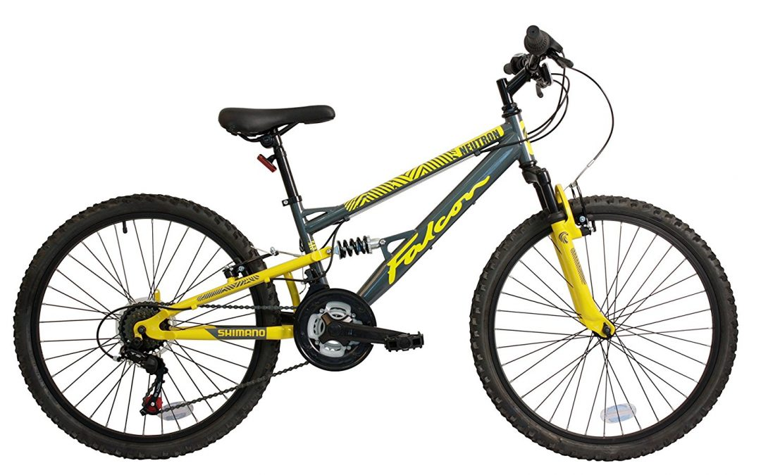 Falcon Neutron Boys' Mountain Bike Review