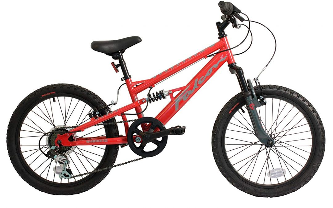 Falcon Oxide Boys Bike Review