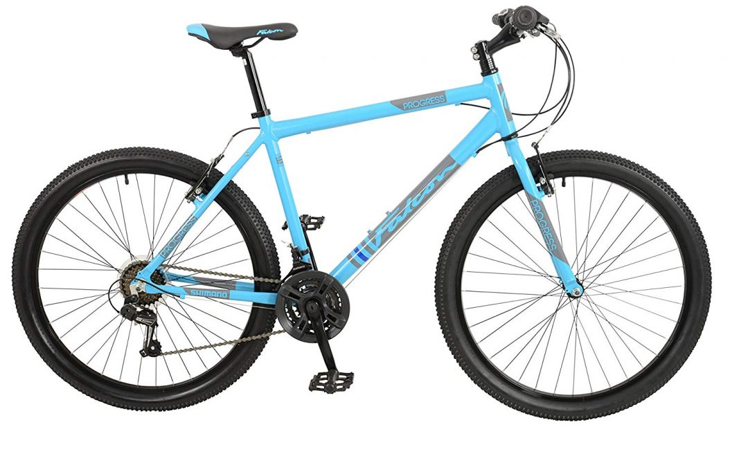 Falcon Progress Unisex Mountain Bike Review