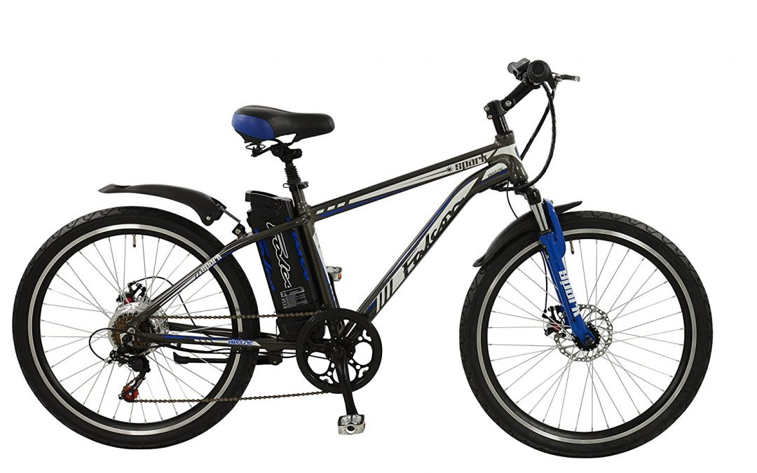Falcon Spark Men's Electric Bike Review