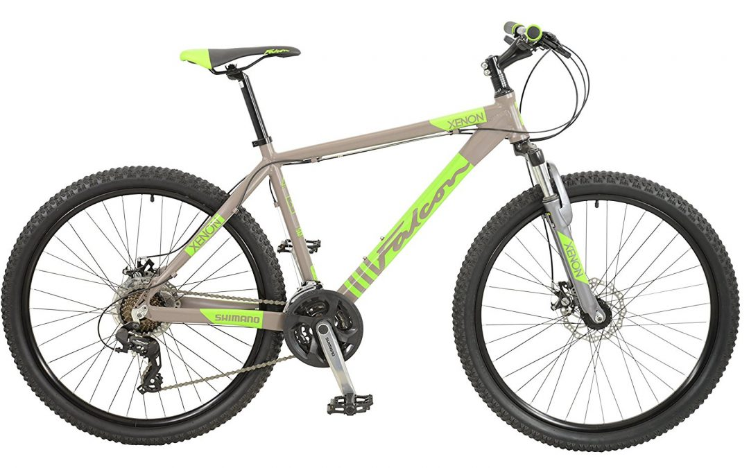 Falcon Xenon Men's Mountain Bike Review