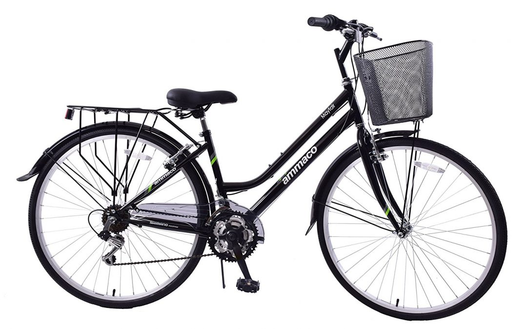 Ammaco Traveler 700c Women Hybrid Bike Review