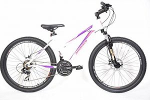 Ammaco Valentine Ladies Front Suspension Bike