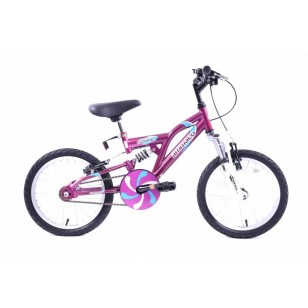 "Ammaco Coral 16"" Wheel Girls Bike  Review"