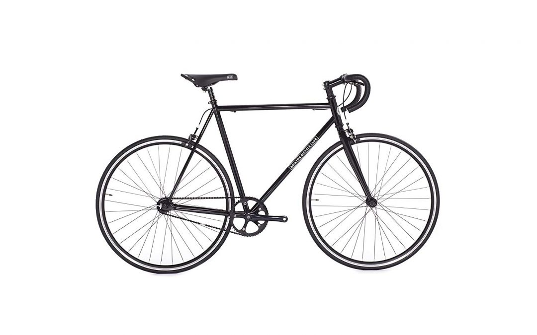 Brixton Bicycle Club Fixed Gear Fixie Single Speed Road Bike Review