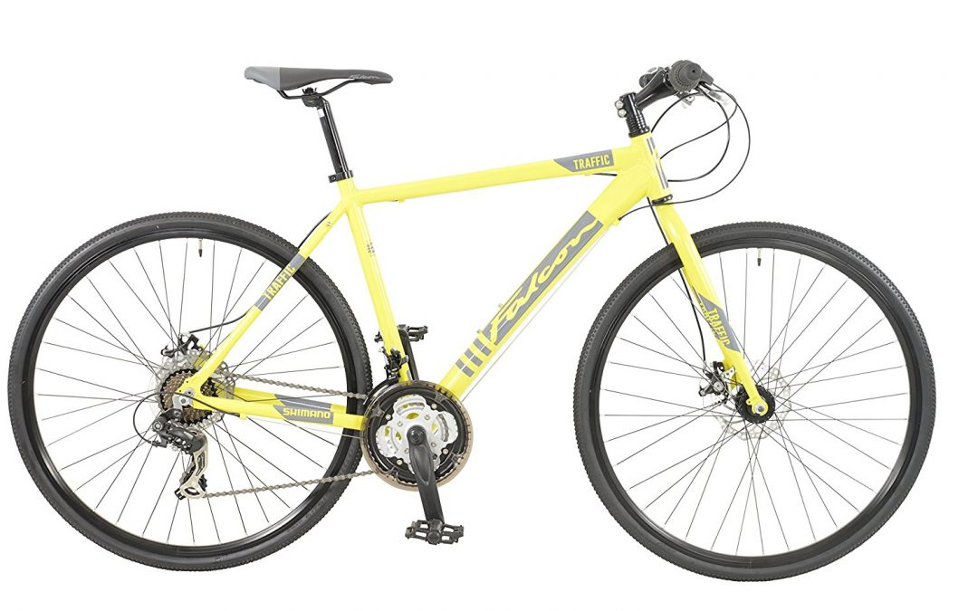 Falcon Men Traffic Hybrid Bike Review