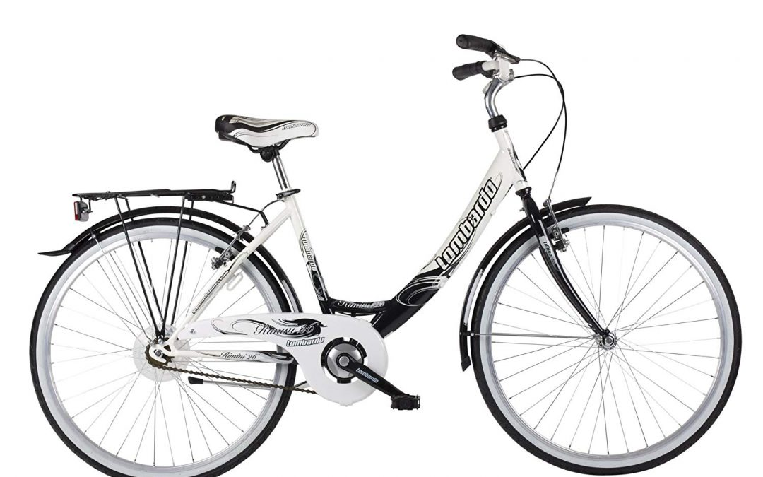 Lombardo Women's Rimini Single-Speed City Bike