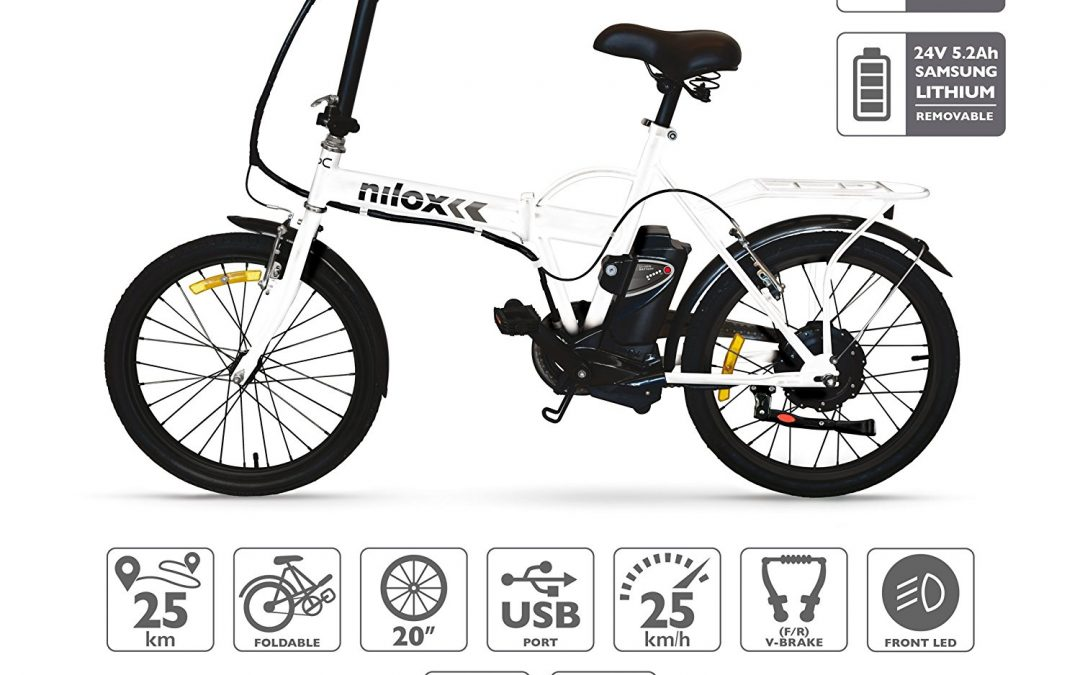 Nilox X1, E-bike Review