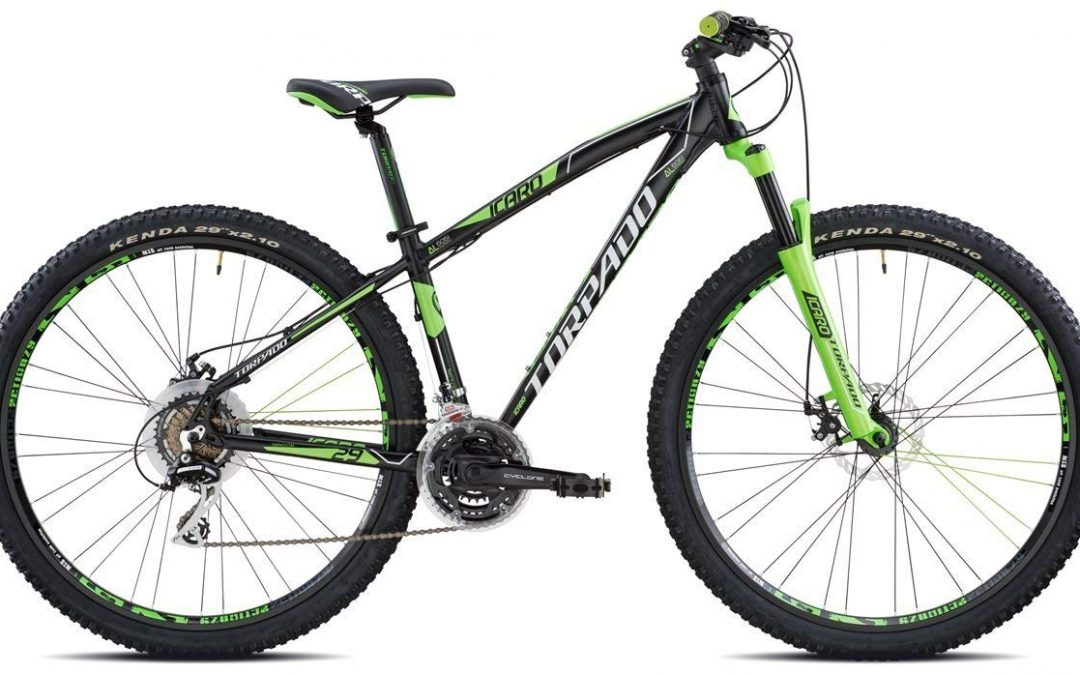 Torpado MTB Icaro Bike Review