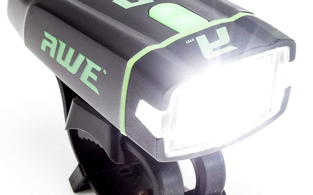 AWE® AWE500™ 1 x AWE Front LED Light Review