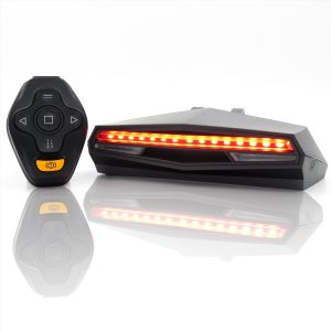 Ampulla Rechargeable Bike Light